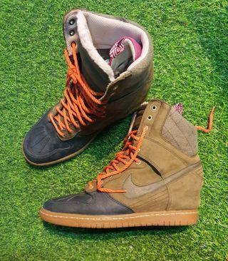 Nike women Dunk Sky High Sneakerboot (winter)