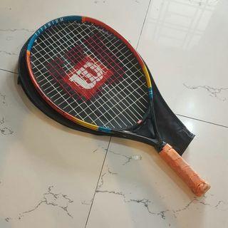 Wilson junior Tennis Racket super light weight