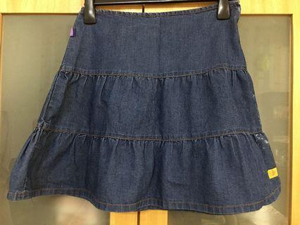 Winnie the Pooh Jeans Skirt #Betul2free