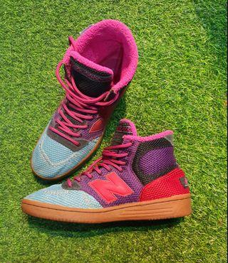 NEW BALANCE High Cut Sneakers Ladies A03RP