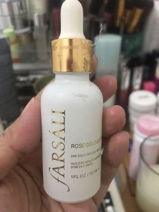 Farsali rose gold exilir
