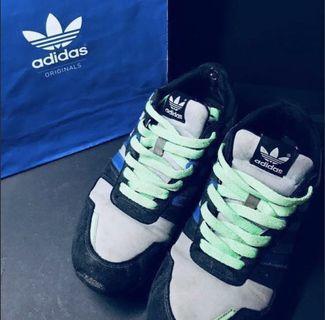 Adidas ZX 700 Originals 低筒復古三葉草休閒 慢跑鞋  #剁手時尚