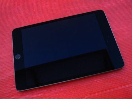 聯翔通訊 台灣原廠保2020/6/6 灰色 Apple iPad mini5 (2019) Wi-Fi 64G※換機優先