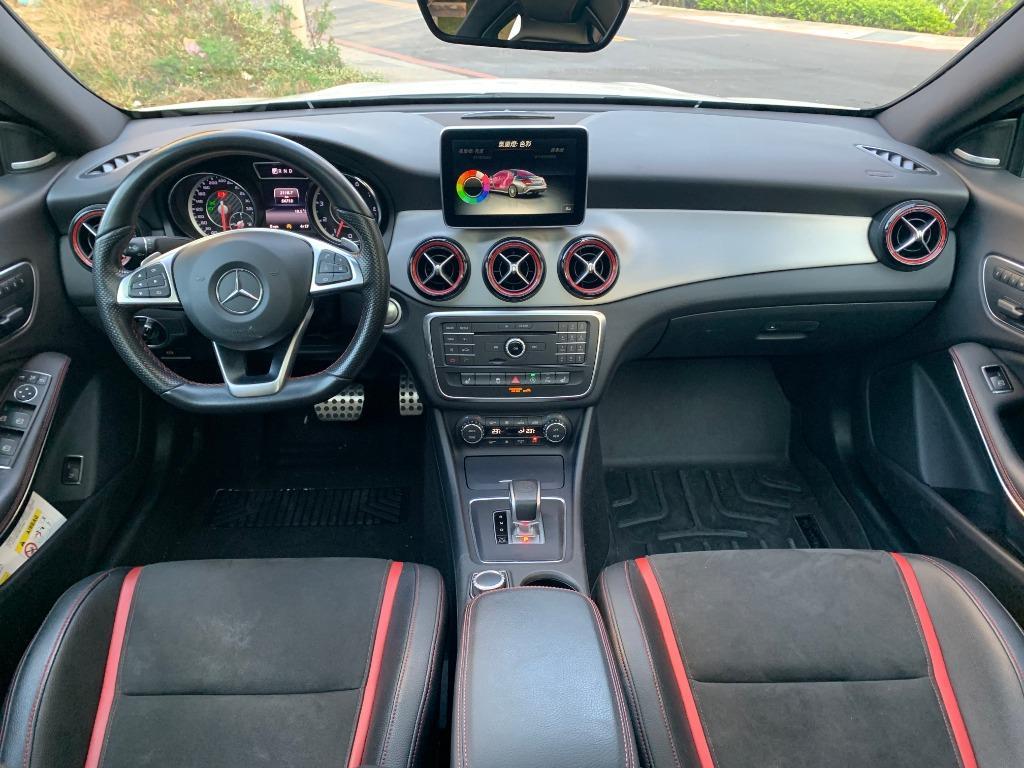 2015/8出廠 CLA45 4MATIC AMG 未領牌 實車實價