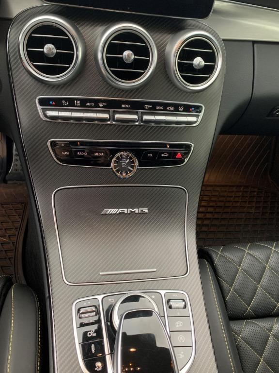2016出廠17年式 C63 S Coupe Edition 1限量稀有車款