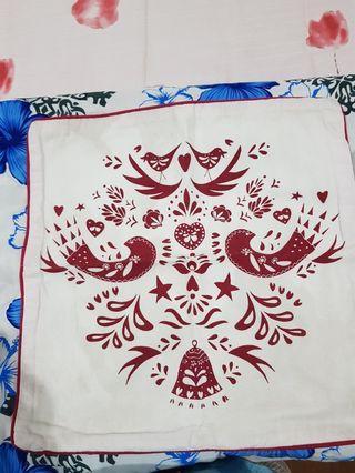 Sarung Bantal 2pcs 50x50cm Take All