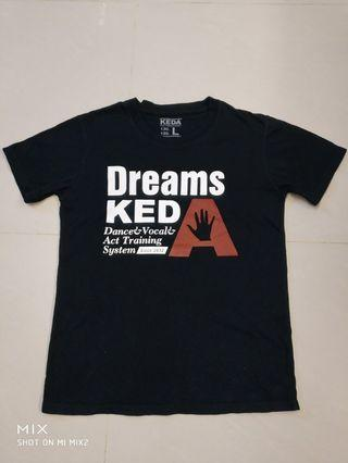 純棉T恤(L號,很新),把握11/11-11/18運費39元,只要結帳時輸入CAROUHAND