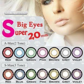 20mm Contact Lens