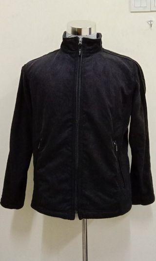 Playboy Cotton + Velvet  Casual Jacket