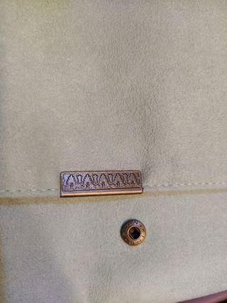 Chez。薄荷綠改版方圓七里側背包 #剁手時尚 #換物