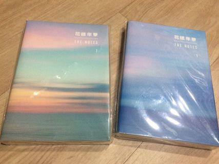 [Clearance!] BTS HYYH The Most Beautiful Moment in Life: THE NOTES 1