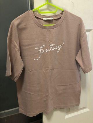 Meierq短袖T恤#剁手時尚