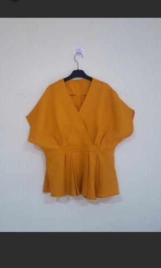 Yellow Blouse #1111special