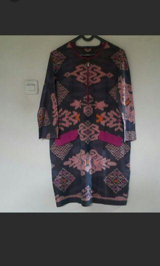 Dress tenun sumba #1111special