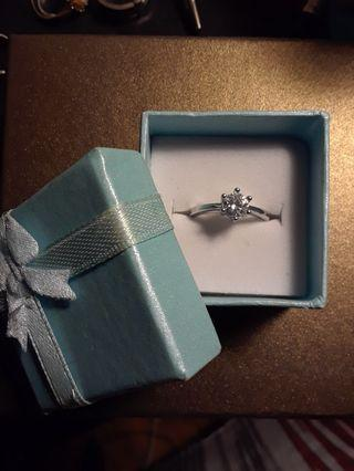 925 Sterling Silver Ring size 5