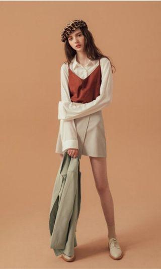 【二手】轉賣PAZZO🌸大寬袖隨性襯衫 #剁手時尚