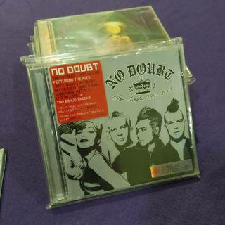 No Doubt - The Singles 1992-2013