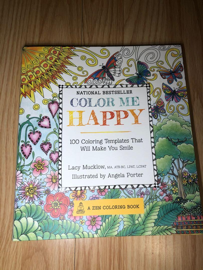 Adult coloring book brand new