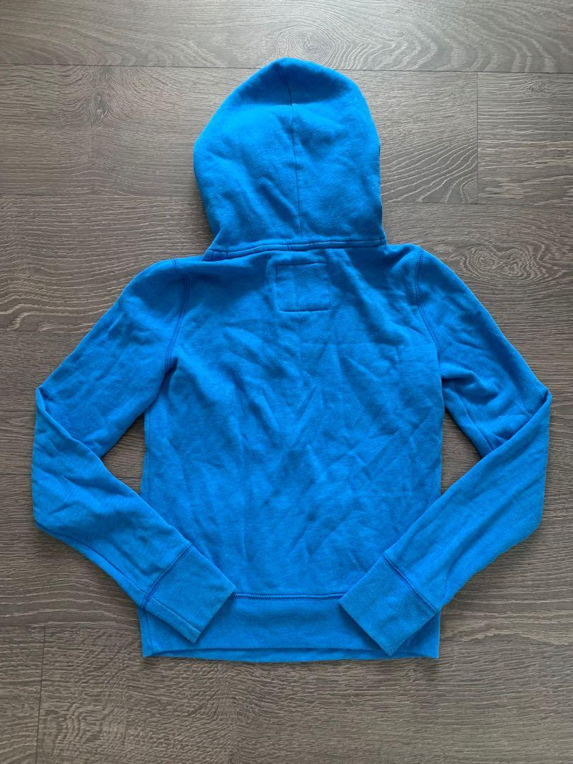 Ambercrombie and Fitch Sweater Hoodie Size XL Juniors- Size XS Womens