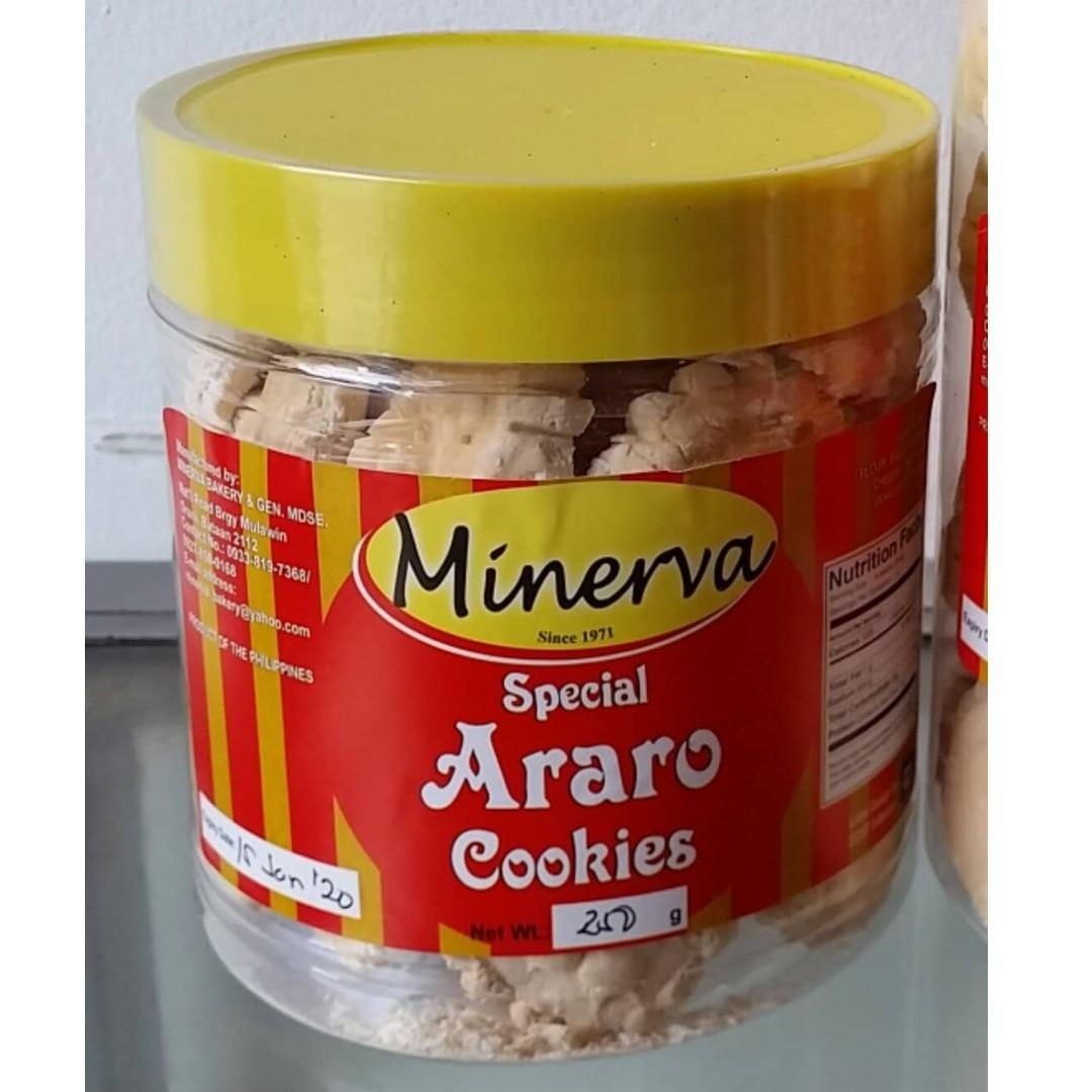 Araro Cookies