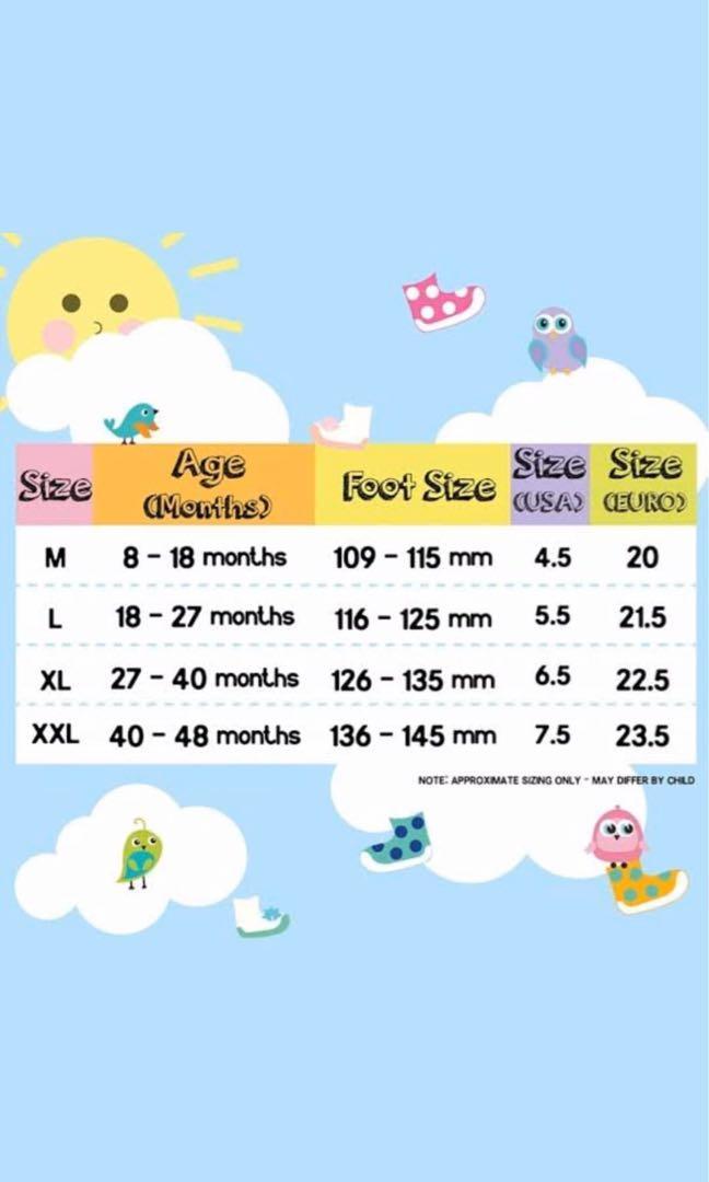 Attipas Prewalker Size M   Sepatu bayi   Baby Shoes