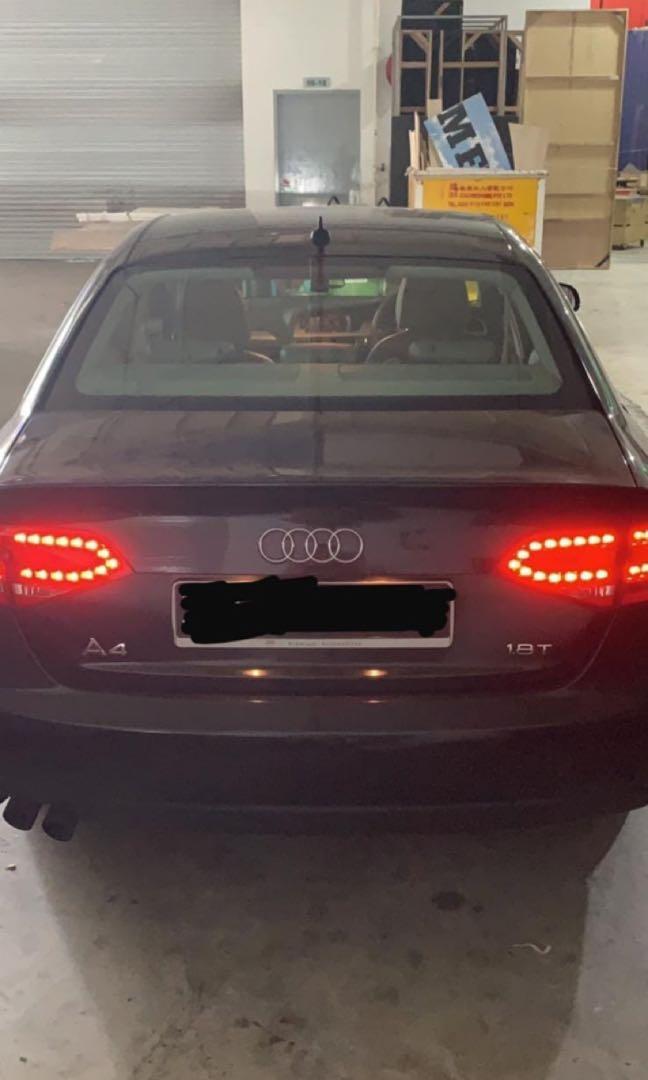 Audi A4 Q5 A6 Car For Rent