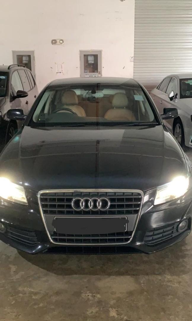 Audi A6 Sport For Rent Car For Rent