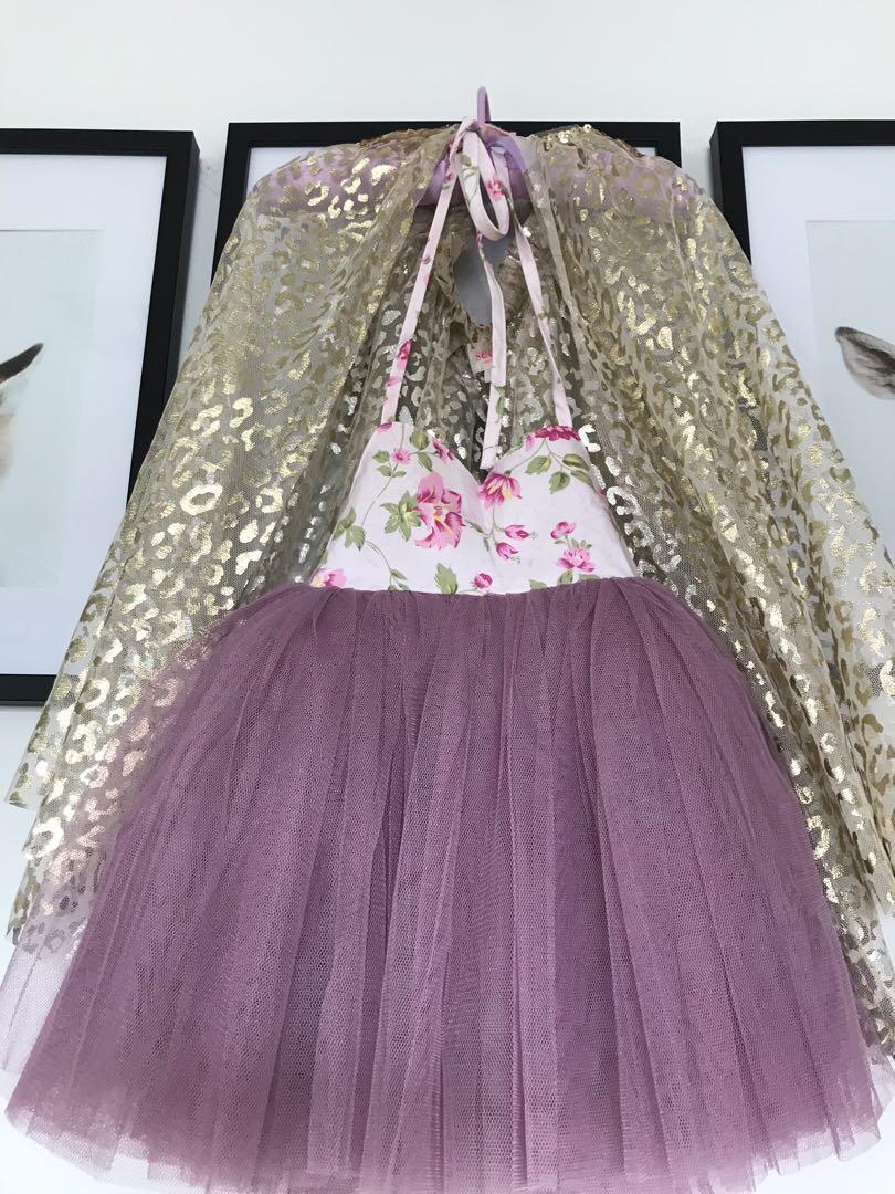 Baby girl tulle Dress