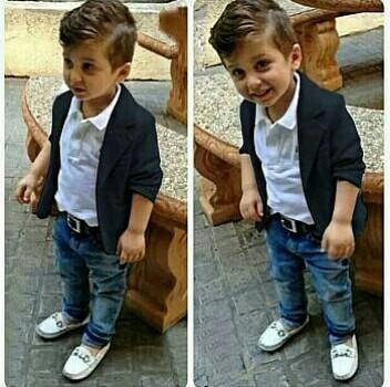 Baju Setelan Jazzboy Anak Laki-laki