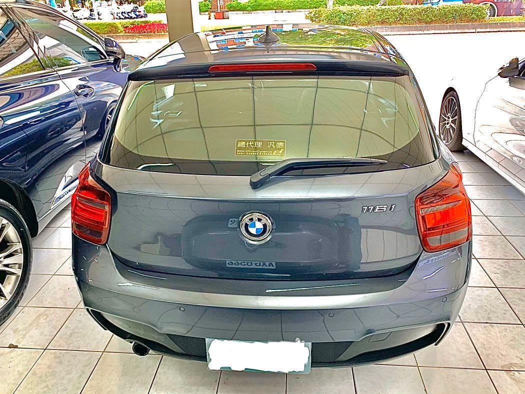 BMW 2014年 116i 跑車版