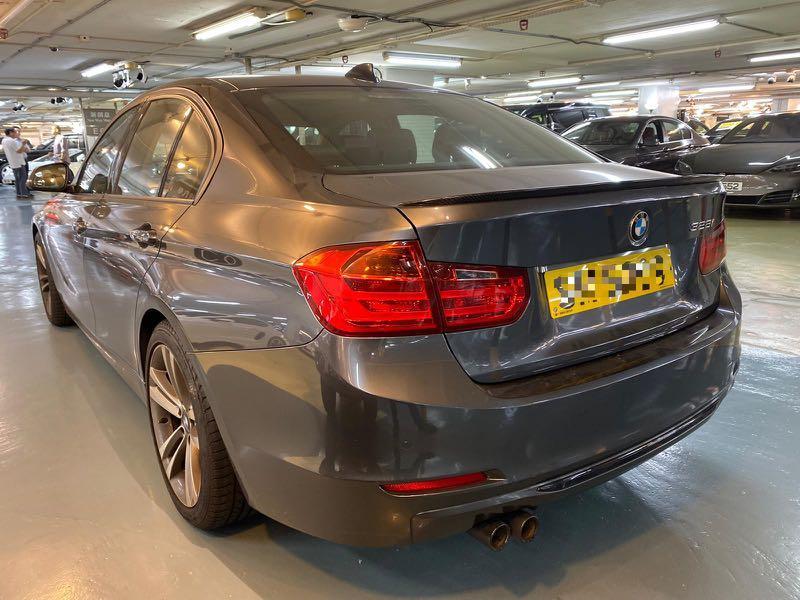 BMW 328I (F30) 2013