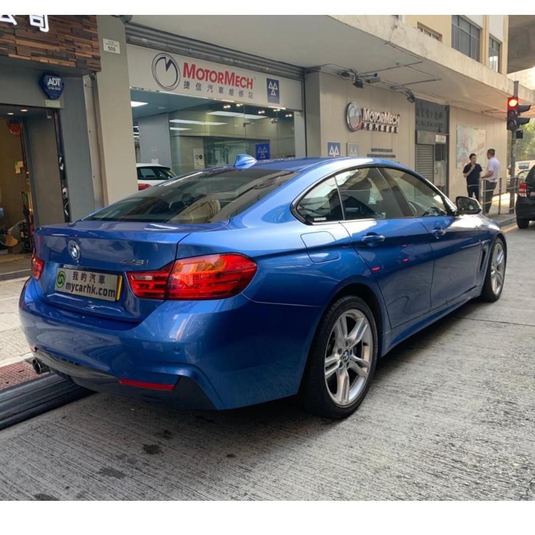 BMW 428I GRAN COUPE M SPORT EDITION 2015