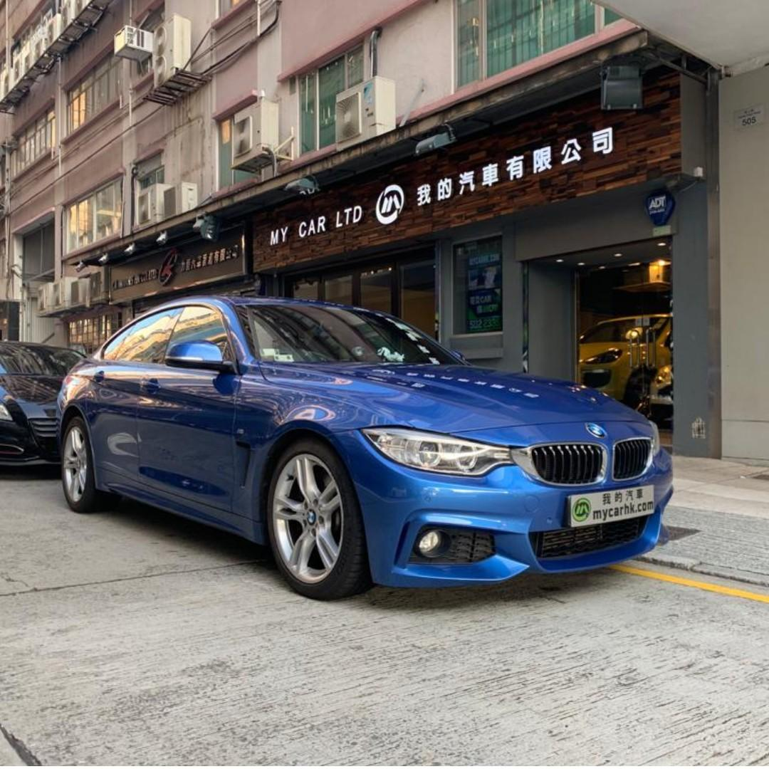 BMW 428I GRAN COUPE M SPORT EDITION 2015