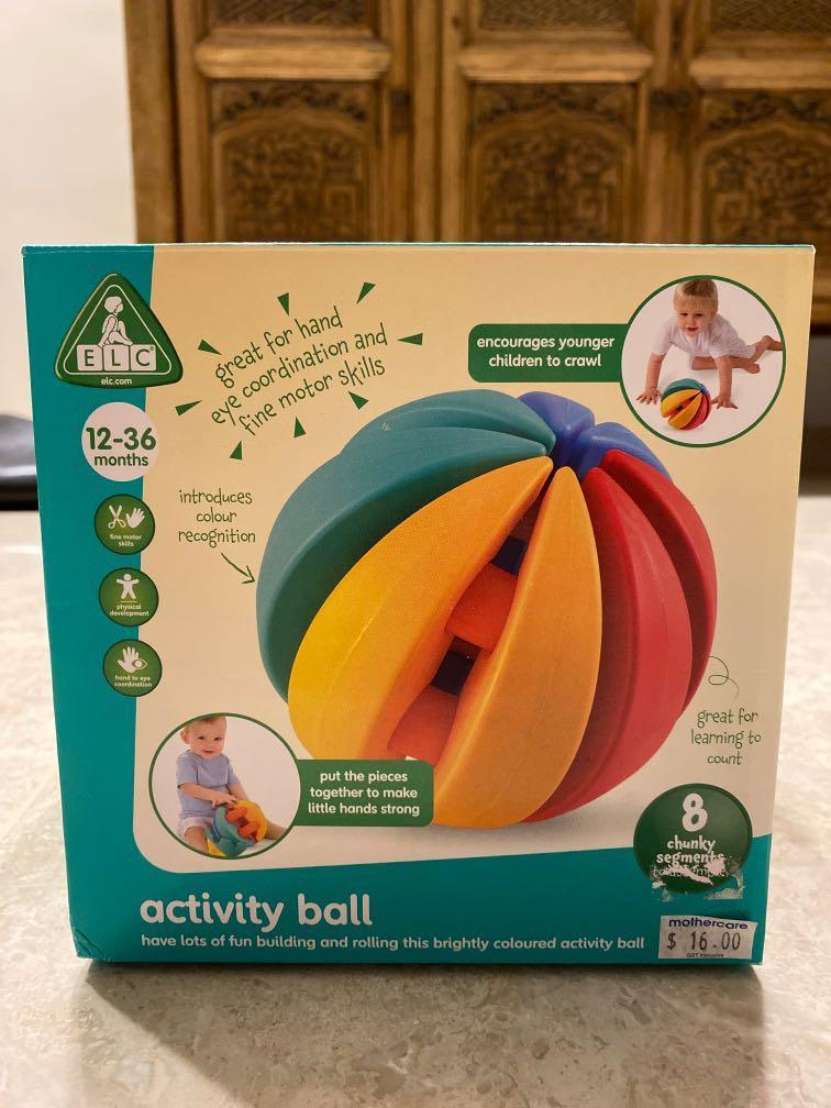 BN ELC Activity Ball