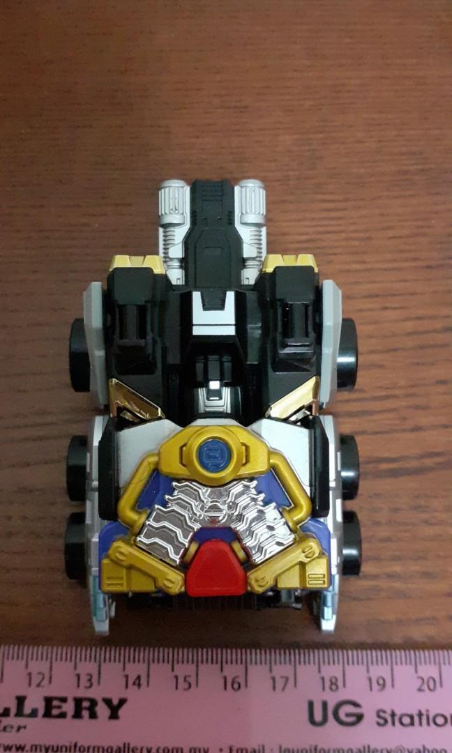 Boukenger DX (Power Rangers Operations Overdrive)  - Formula