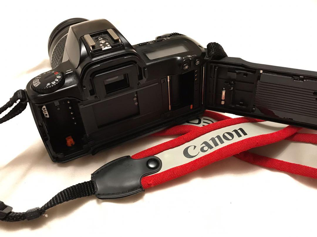 Canon EOS X Film Camera with 28 - 80mm Lens 1:3.5-5.6