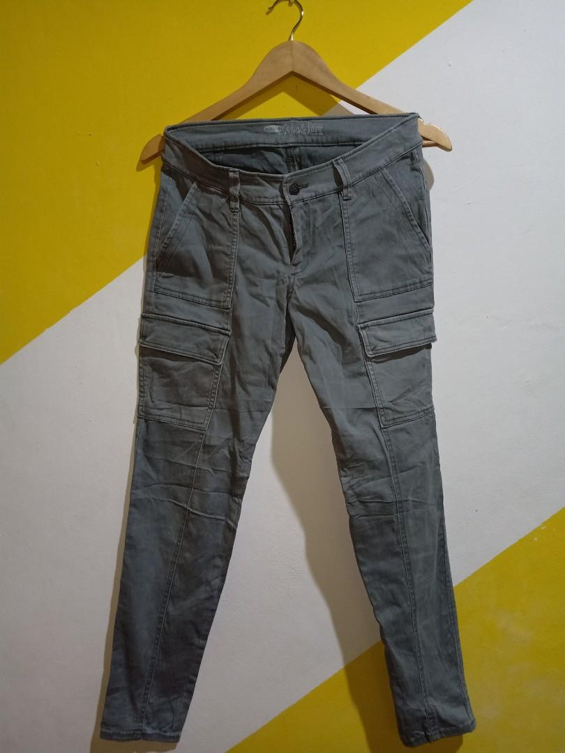 CELANA OLD NAVY CARGO GREY EDITION