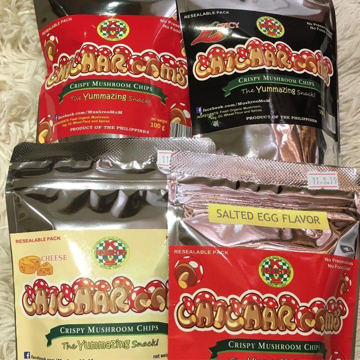 Chicharooms