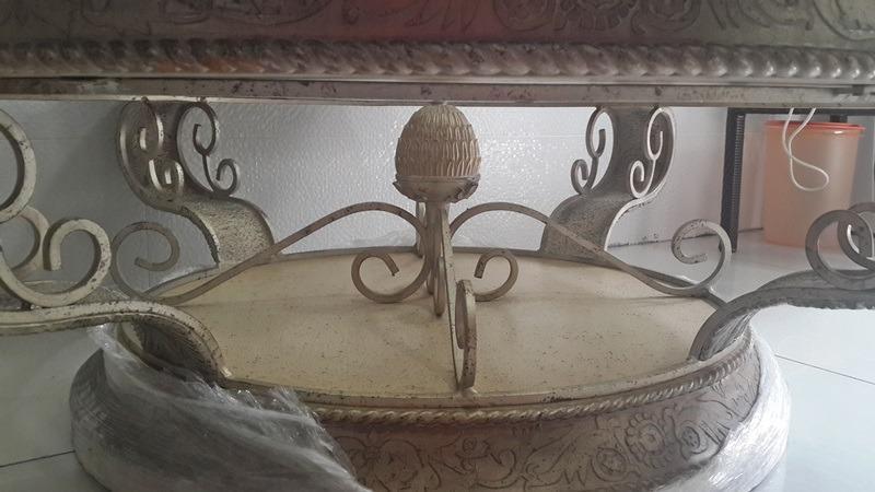 Coffee Table Tembaga