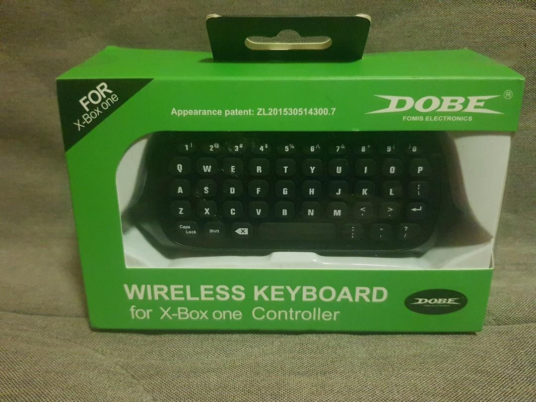 DOBE Xbox One Wireless Keyboard for Xbox One Controller