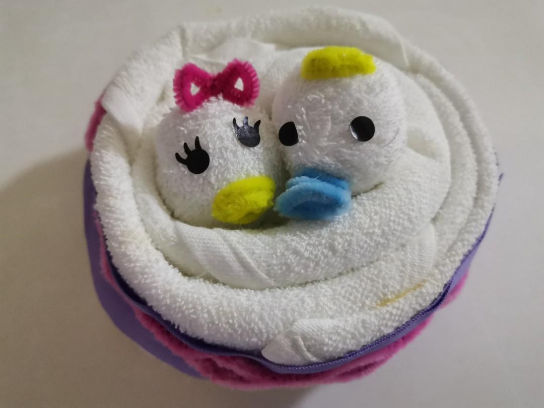 Donalduck towel