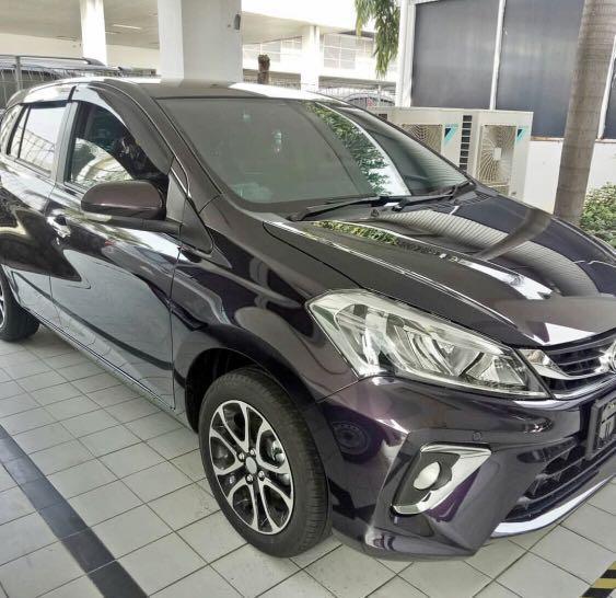 DP MURAH Daihatsu Sirion mulai 25 jutaan. Daihatsu Pamulang
