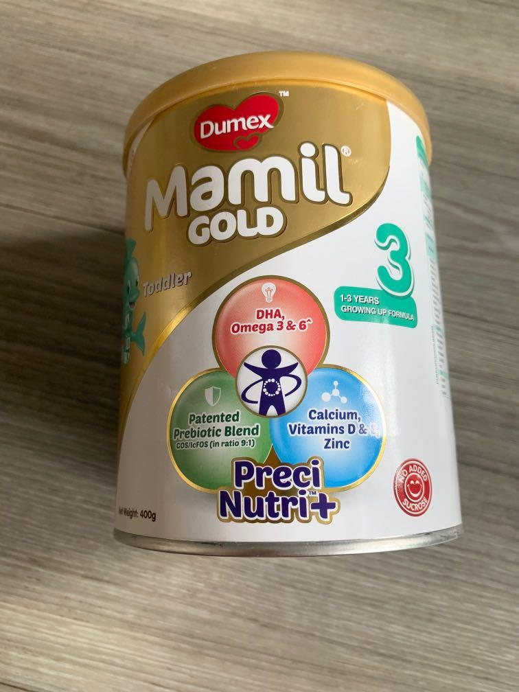 Dumex Mamil Gold Stage 3