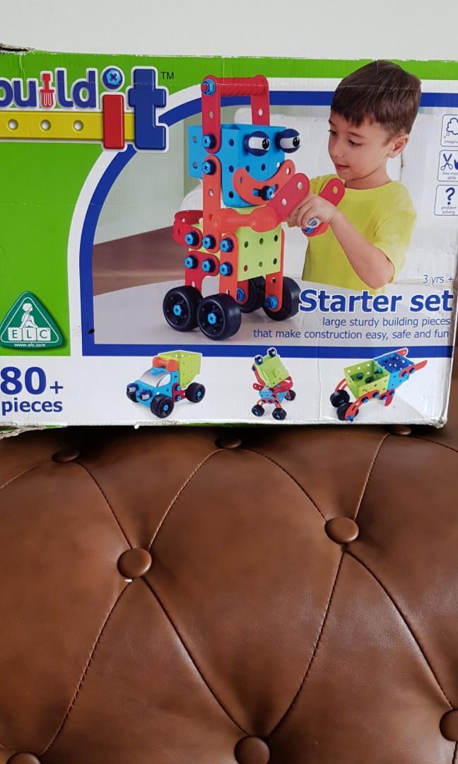 ELC build it starter kit