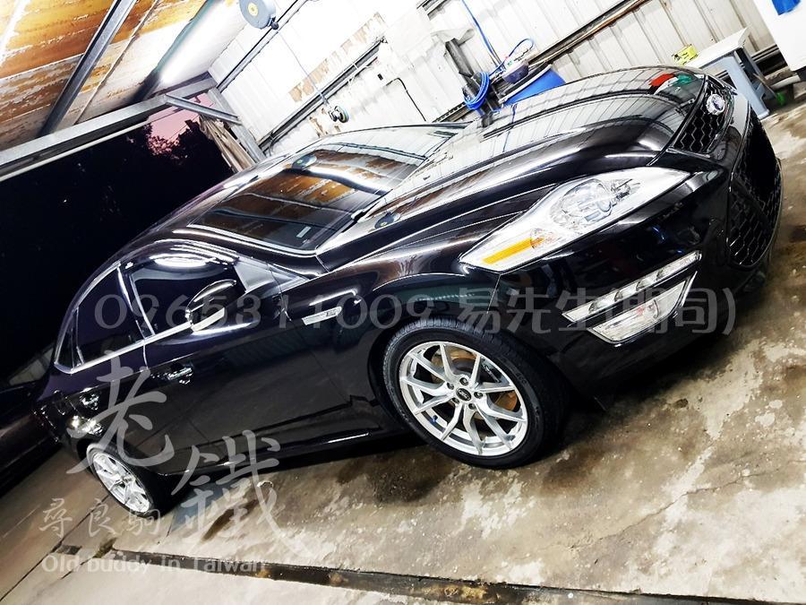 FB:【老鐵尋良駒】2011年 MONDEO 汽油版 實車實價在店 主打0元交車 超額貸款 低月付