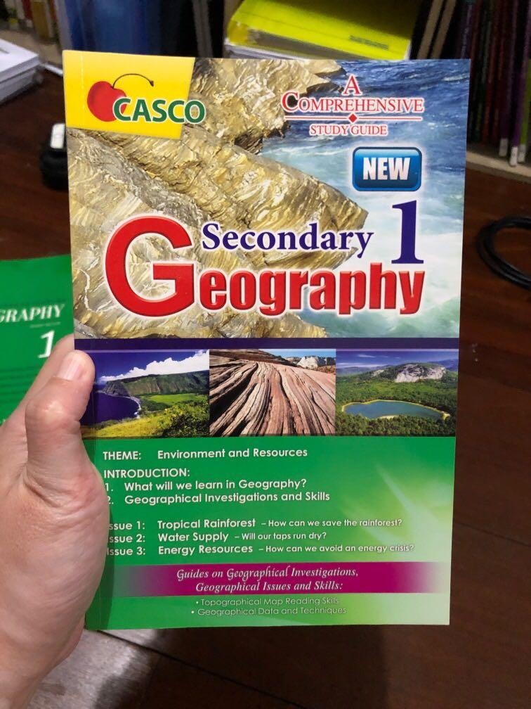 Geography S1