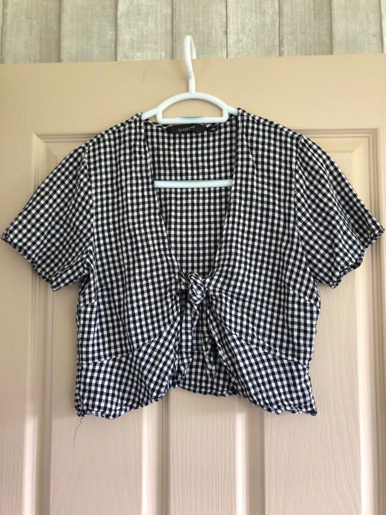 Glassons crop top