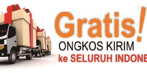 Gratis Ongkir Keseluruh Indonesia
