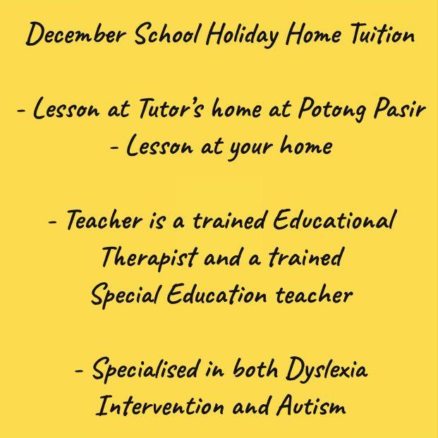 Group / Individual Tuition & Phonics Intervention Lessons