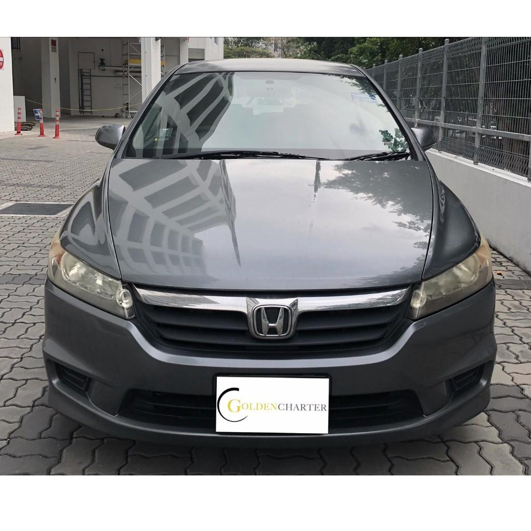 Honda Stream For Rent | Gojek Weekly Rebate | Personal also can rent |